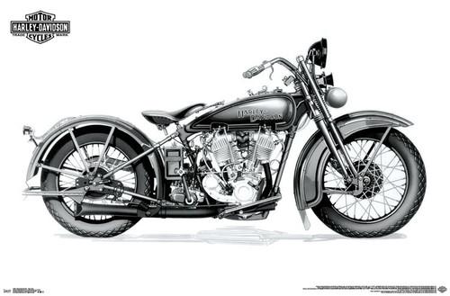 Harley-Davidson_ - Twin-Cam Poster Print - Item # VARTIARP15401