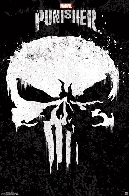 The Punisher - Show Logo Poster Print - Item # VARTIARP16242