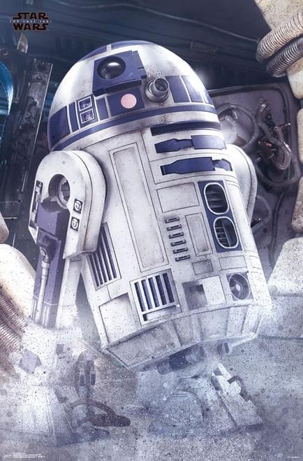 Star Wars The Last Jedi - R2-D2 Poster Print - Item # VARTIARP15536