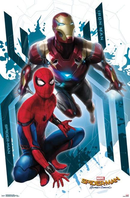 Spider-Man Homecoming - Iron Man Poster Print - Item # VARTIARP15583