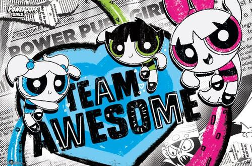 Powerpuff Girls - Awesome Poster Print - Item # VARTIARP15453