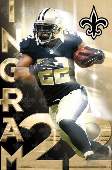 New Orleans Saints - Mark Ingram Poster Print - Item # VARTIARP16022
