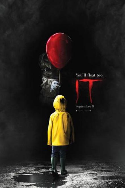IT' Movie Poster Print - Item # VARXPS1512