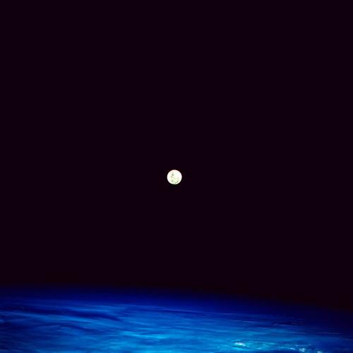 The Moon Poster Print by Stocktrek Images - Item # VARPSTSTK201111S