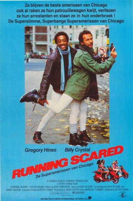 Running Scared Movie Poster (11 x 17) - Item # MOV353681