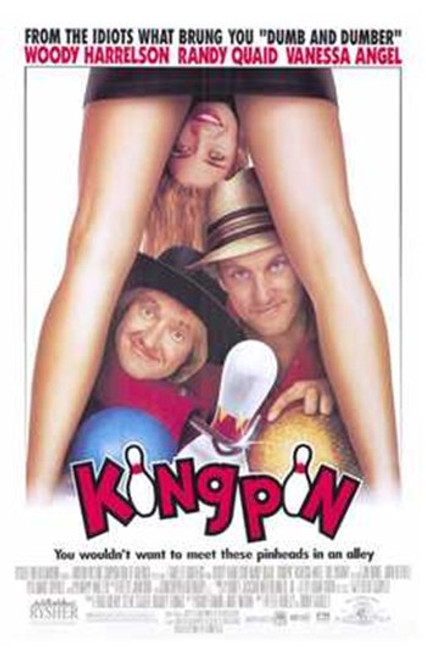 Kingpin Movie Poster (11 x 17) - Item # MOV196163
