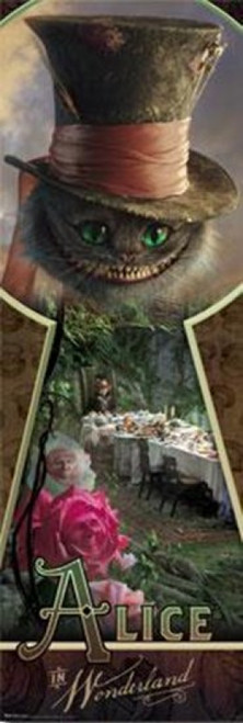 Alice in Wonderland - Cheshire Cat Poster Print - Item # VARTIARP2042