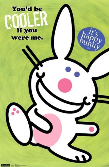 Happy Bunny - Cooler Poster Print - Item # VARTIARP5749
