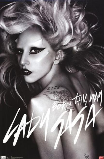 Lady Gaga - Born This Way Poster Print - Item # VARTIARS2539