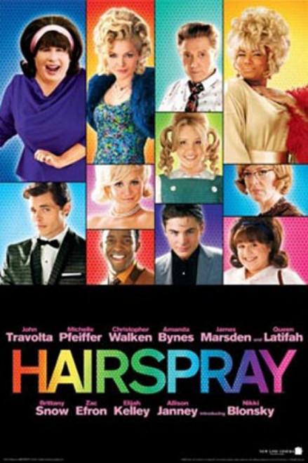 Hairspray - characters Poster Print - Item # VARTIARP7841