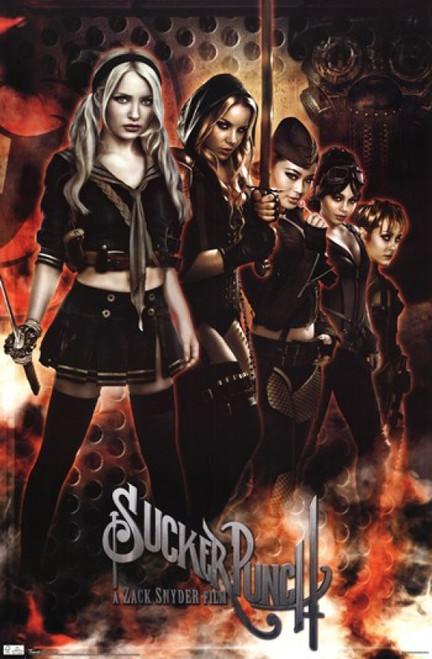 Sucker Punch - Girls Poster Poster Print - Item # VARTIARP1284