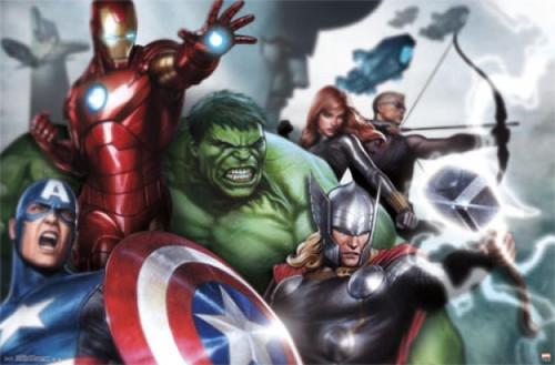 Avengers - Assemble Poster Print - Item # VARTIARP14384