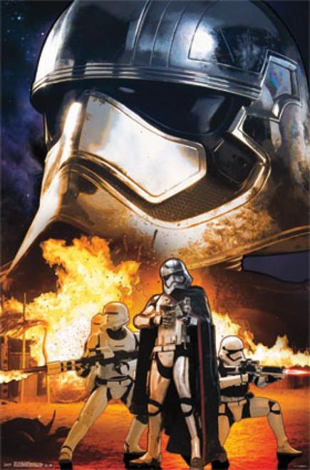 Star Wars The Force Awakens - Troopers Poster Print - Item # VARTIARP13963