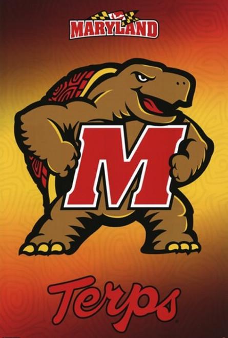 University of Maryland - Logo 11 Poster Print - Item # VARTIARP1433