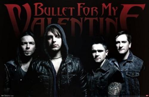Bullet For My Valentine - Temper Poster Print - Item # VARTIARP2100