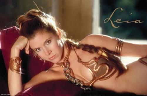 Star Wars - Princess Leia Poster Print - Item # VARTIARP8876