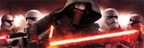 Door - Star Wars The Force Awakens - Attack Poster Print - Item # VARTIARP13972