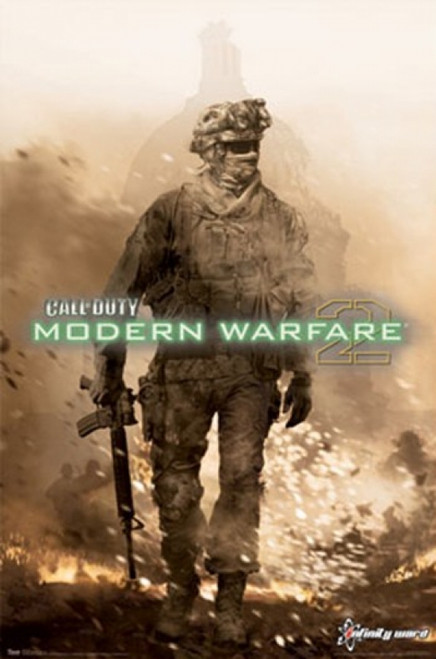 Modern Warfare 2 - Key Art Poster Print - Item # VARTIARP6570
