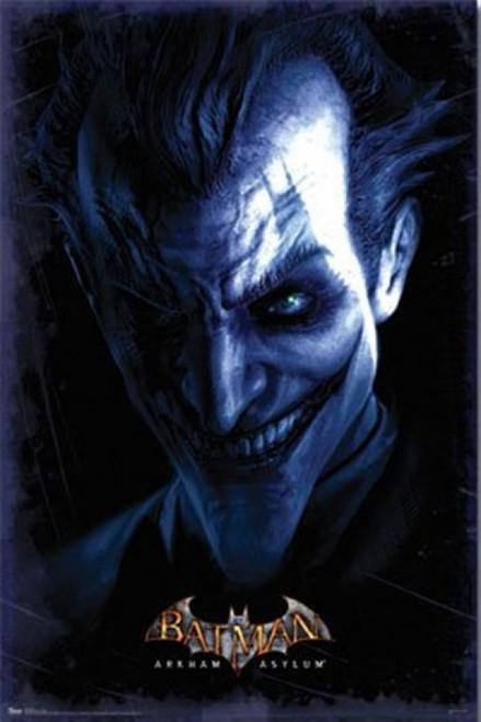 Batman Arkham Asylum - Joker Poster Print - Item # VARTIARP6228