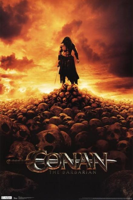 Conan the Barbarian - Movie Poster Print - Item # VARTIARP1289