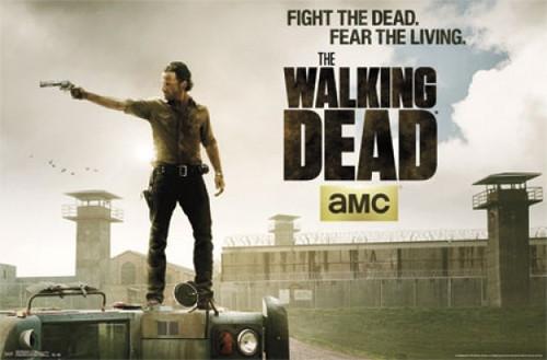 Walking Dead - Jailhouse Poster Print - Item # VARTIARP13565