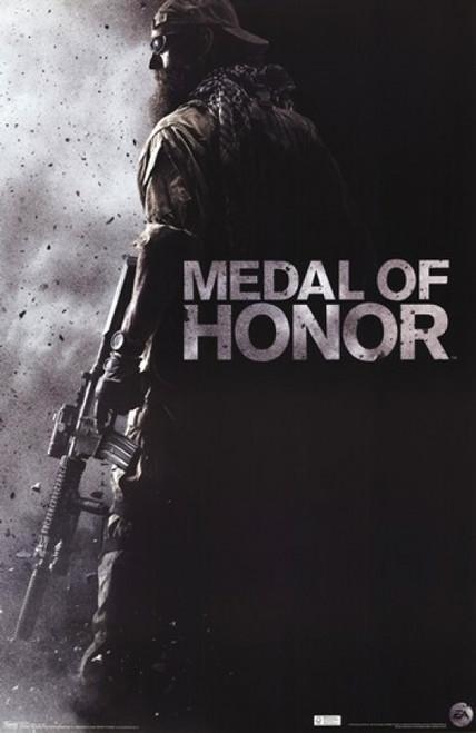 Medal of Honor - Key Art Poster Poster Print - Item # VARTIARP6622