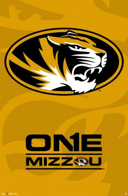 University of Missouri- Columbia - Logo 13 Poster Print - Item # VARTIARP6122