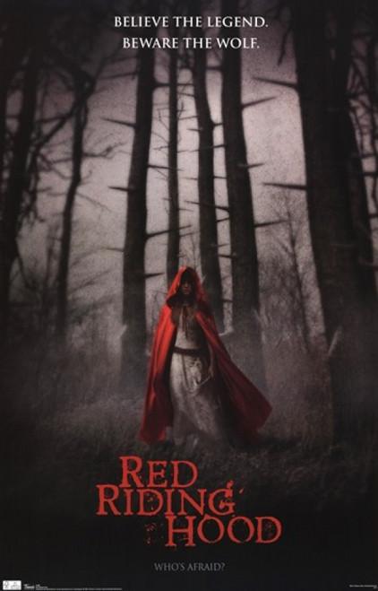 Red Riding Hood - One Sheet Poster Print - Item # VARTIARP1280