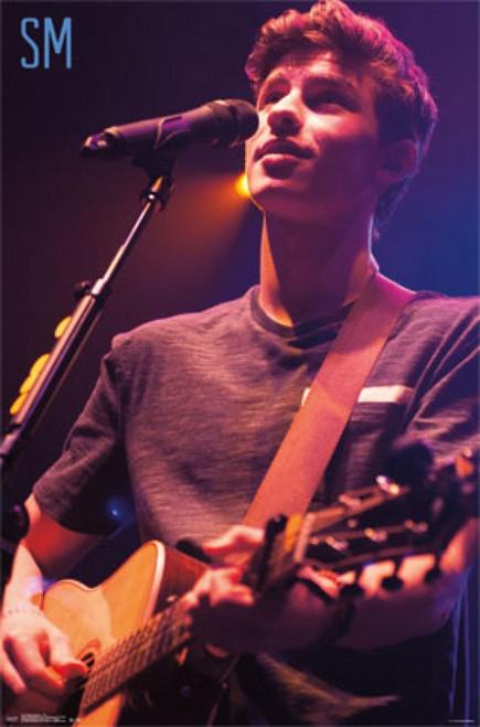 Shawn Mendes - Live Poster Print - Item # VARTIARP14110
