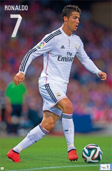 Real Madrid - Ronaldo Poster Print - Item # VARTIARP14325
