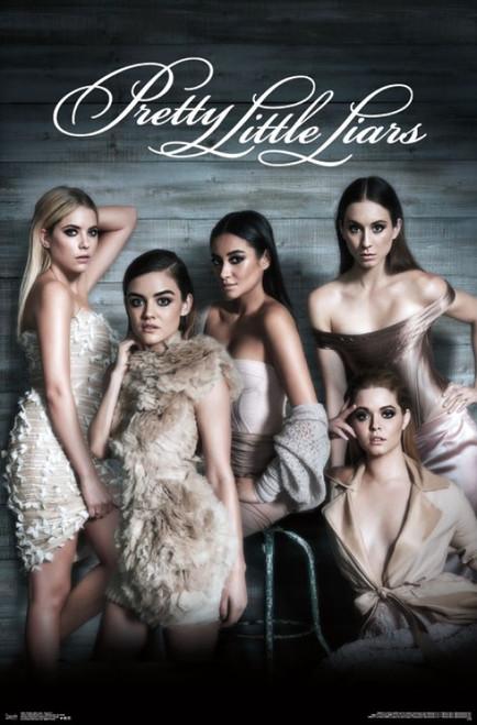 Pretty Little Liars - Key Art 7 Poster Print - Item # VARTIARP14941