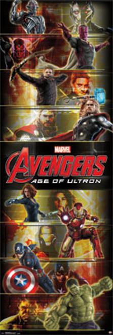 Marvel Avengers Age of Ultron - Door Poster Print - Item # VARTIARP13958