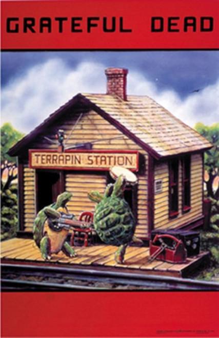 Terrapin Station Poster Print - Item # VARTIARP9114