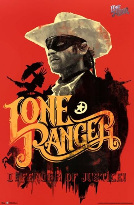 The Lone Ranger - Lone Ranger Poster Print - Item # VARTIARP5989