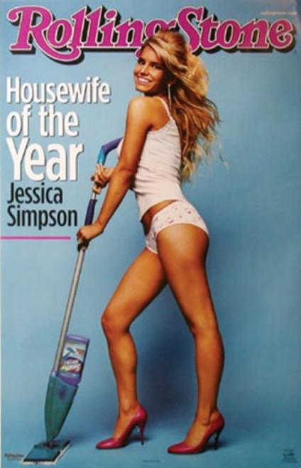 Rolling Stone - Jessica Simpson Poster Print - Item # VARTIARP7517