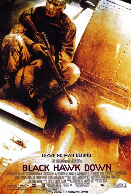 Black Hawk Down Movie Poster Print (27 x 40) - Item # MOVEF2413