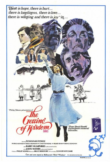 The Getting of Wisdom Movie Poster Print (27 x 40) - Item # MOVAH6999