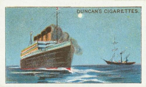 Cigarette card SS Olympic Poster Print - Item # VARPPHPD50541