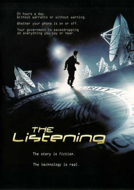 The Listening Movie Poster Print (27 x 40) - Item # MOVEJ8628