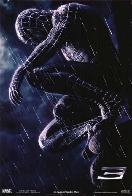 Spider-Man 3 Movie Poster Print (27 x 40) - Item # MOVGH7595