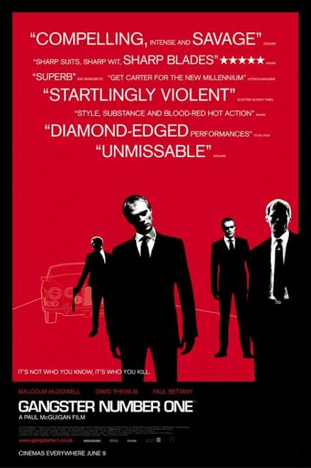 Gangster No. 1 Movie Poster Print (27 x 40) - Item # MOVGB62353