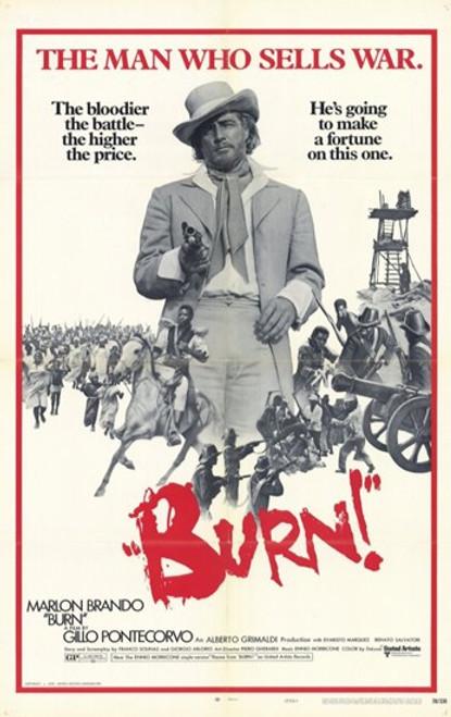 Burn Movie Poster (11 x 17) - Item # MOV221652