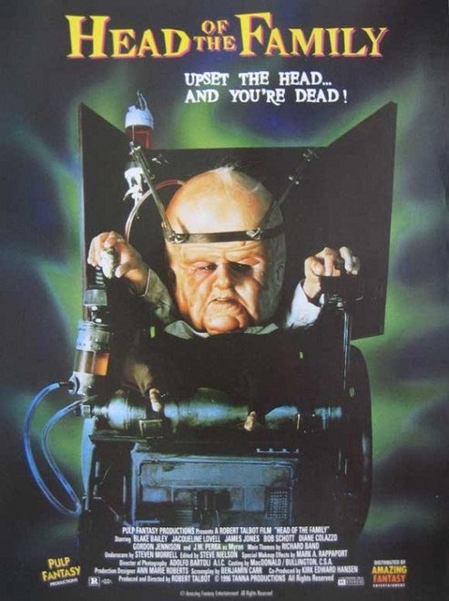 Head of the Family Movie Poster Print (27 x 40) - Item # MOVAJ4459