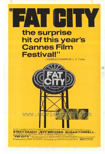 Fat City Movie Poster Print (27 x 40) - Item # MOVIH5341