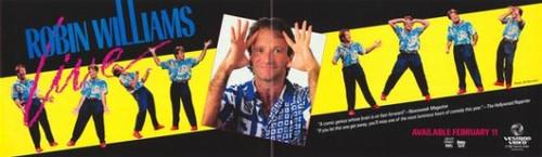 Robin Williams Movie Poster Print (27 x 40) - Item # MOVAH3746