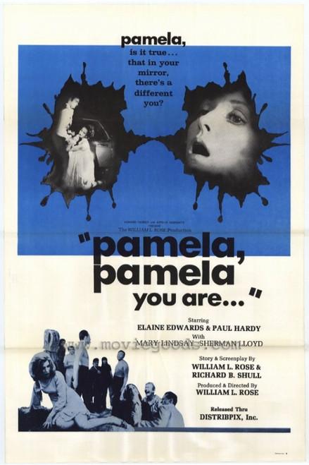 Pamela, Pamela You Are... Movie Poster Print (27 x 40) - Item # MOVAH8606