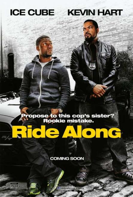 Ride Along Movie Poster Print (27 x 40) - Item # MOVCB00835