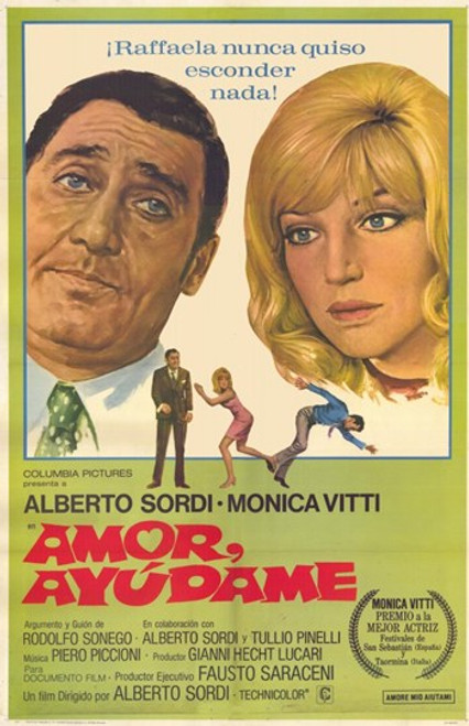 Help Me My Love Movie Poster (11 x 17) - Item # MOV228178