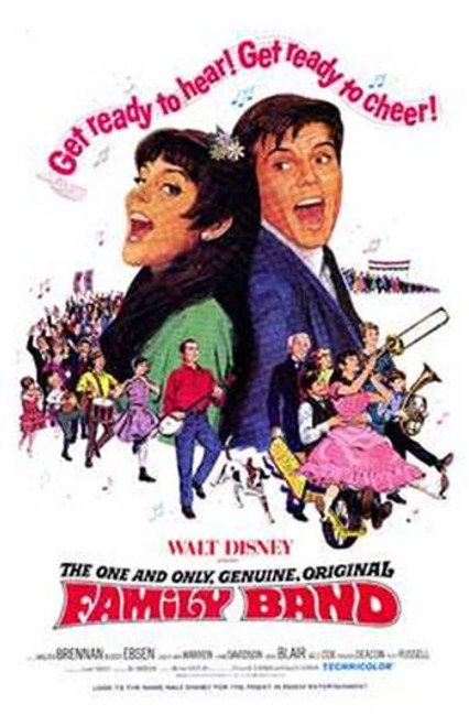 One and Only Genuine Original Family Movie Poster (11 x 17) - Item # MOV232558