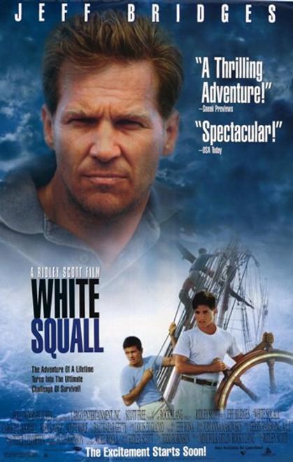 White Squall Movie Poster (11 x 17) - Item # MOV211172